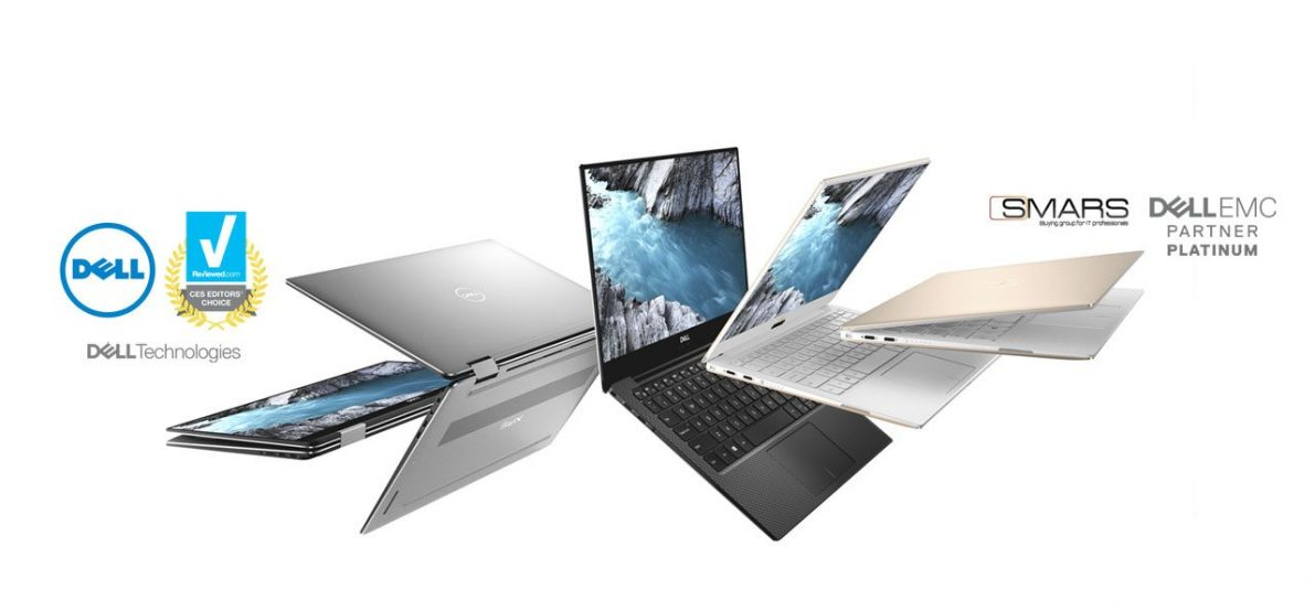 Nouvelle gamme d'ordinateurs potables Dell Xps, Precision, Latitude, Inspiron